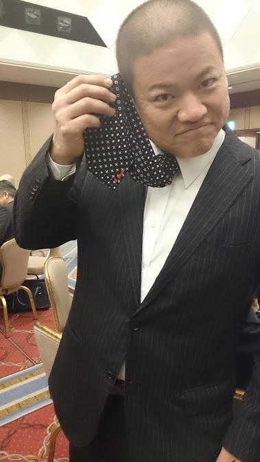 ネーム刺繍ネクタイy3